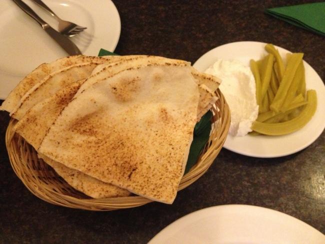 The Prophet Lebanese Restaurant Sydney
